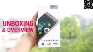 #SoMuchToDo | Panasonic Eluga A3 Pro - Unboxing & Overview In Hindi