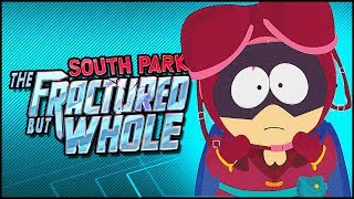 MY SUPER HERO ORIGINS REVEALED!   South Park: The Fractured But Whole Funny Moments