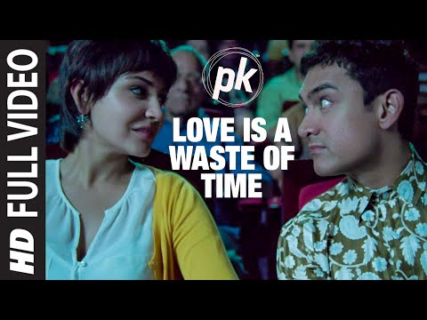 Xxx Mp4 39 Love Is A Waste Of Time 39 FULL VIDEO SONG PK Aamir Khan Anushka Sharma T Series 3gp Sex