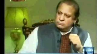 Same question answered by Imran Khan & Nawaz Sharif ( Exclusive ) - YouTube.flv