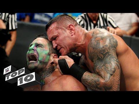 Xxx Mp4 Randy Orton S Most Sadistic Moments WWE Top 10 July 28 2018 3gp Sex