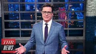 Stephen Colbert in Russia: Intelligence Agents