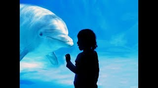 Уникальные дети-дельфины,рожденные в воде.Роды с дельфинами в России