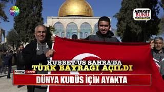 Dünya Kudüs için ayakta