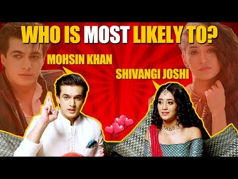 Xxx Mp4 Valentine S Special I Who Is Most Likely To Ft Mohsin Khan And Shivangi Joshi I Exclusive 3gp Sex
