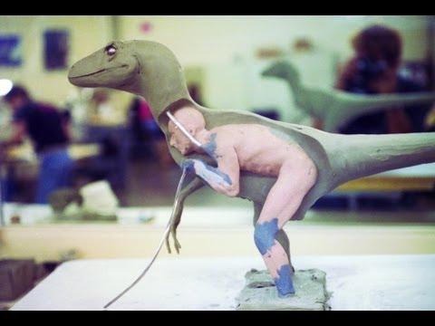 JURASSIC PARK Evolution of a Raptor Suit