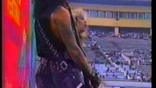 Motley Crue - Shout At The Devil (live 1989) Moscow