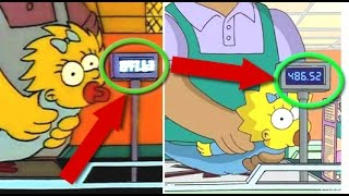 10 SECRETS You Didn't Know About THE SIMPSONS