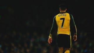 Alexis Sánchez - Arsenal FC 16/17