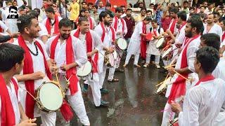 HD : Guruji Talim ► Garjana Dhol Tasha Pathak Pune 2017 | Roking Performance !!!