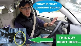 Lower Ball Joint Testing - How To