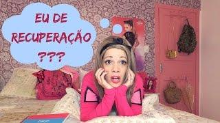 EU DE RECUPERAÇÃO??? by Ashley  #mondaysextravideos