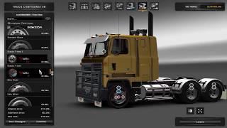 تحميل شاحنة MACK  ULTRALINER معا عجلاة رائعة  في Euro Truck 2