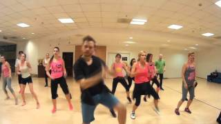 Zumba Lets Get It Started   Black Eyed Peas