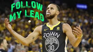 Stephen Curry ~ Follow My Lead|Ex Battalion ft Chicser and Sachzna Laparan