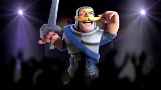 Clash Royale: I am the Knight