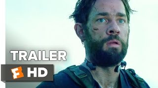 13 Hours: The Secret Soldiers of Benghazi Official Trailer #2 (2016) - John Krasinski Thriller HD
