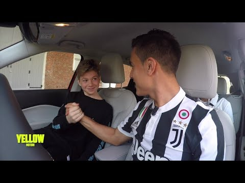 JEEP COMPASS SPECIAL GUEST PAULO DYBALA