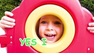 Swimming Song + More Kids Songs | Maya and Mary