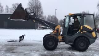 Hjullastare Ahlmann Ulricehamn