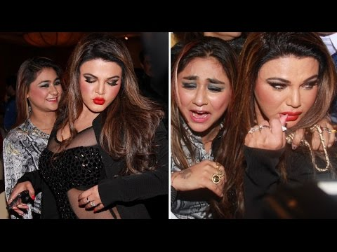 Xxx Mp4 Rakhi Sawant S Friend Slaps Director In Casting Couch Controversy OMG 3gp Sex