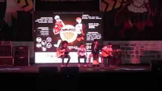 Isshuukan Project at Mangafest 2015 (Yogyakarta)