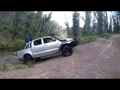 Toyota Hilux 4x4 Walhalla