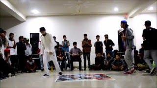 Mr. POP.K.O.RN. vs Poppin MI | Popping Final | Fresh and Raw Vol. 1