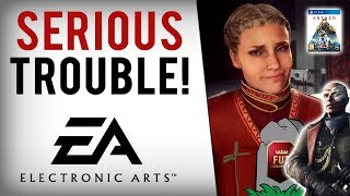 EA's Huge Trouble - BioWare's Anthem E3 Mocked, Battlefield V Chaos, EA Claims FIFA Never P2W Trash!