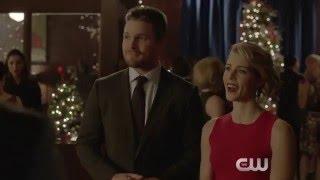 Arrow - Episode 4x09: Dark Waters Sneak Peek #1 (HD) Mid-Season Finale #Arrow #Olicity