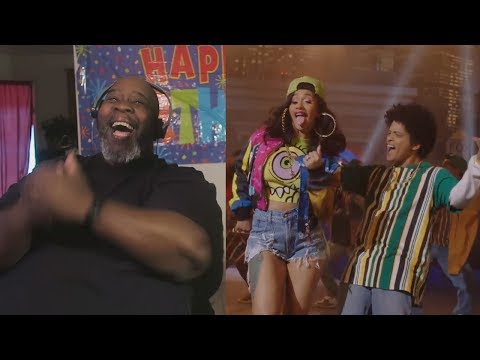 Download Dad Reacts to Bruno Mars - Finesse (Remix) - Feat. Cardi B (Official Video)
