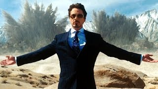 Iron Man - The Jericho Scene - Iron Man (2008) Movie CLIP HD