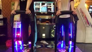 DDR A 【MAXX UNLIMITED (X-Special)】Challenge 18LvBUZZ RIL vs HA-SSY