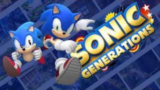 City Escape (Modern) - Sonic Generations [OST]