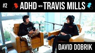 David Dobrik   ADHD w/ Travis Mills #2