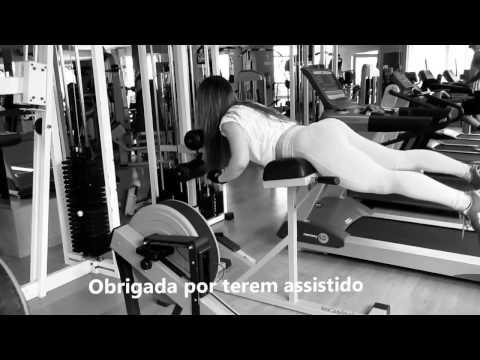 GLUTE exercises Treino de GLUTEOS