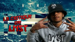 LA BELGIQUE A DU TALENT ! LA CRITIQUE DE LNST (MIXTAPE REVIEW) HAMZA - H24