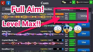 8 Ball Pool - The Best Cue Ever!! What You Think About This Update? (No Hacks/Cheats)