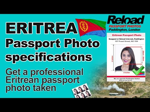 Xxx Mp4 Eritrean Passport Photo Specifications And Visa Photos For Eritrea Snapped In Paddington London 3gp Sex