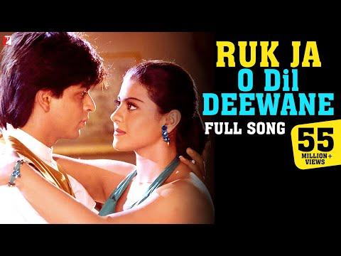 Xxx Mp4 Ruk Ja O Dil Deewane Full Song Dilwale Dulhania Le Jayenge Shah Rukh Khan Kajol Udit Narayan 3gp Sex