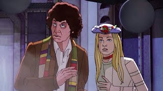 The Fourth Doctor Returns In Animation! – Shada Trailer – Doctor Who