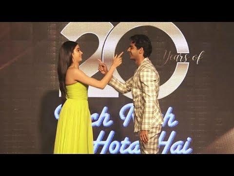 Xxx Mp4 Jhanvi Kapoor Bf Ishaan Khattar S Lovely Kuch Kuch Hota Hai Moment In Front Of SRK Rani Kajol 3gp Sex