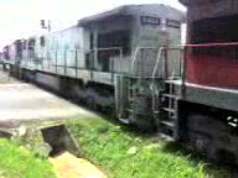 GE C30 7 Trem de Carga da ALL