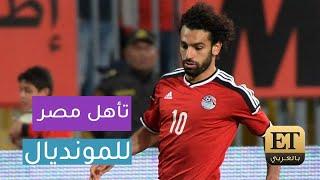 ردود أفعال النجوم بعد تأهل منتحب مصر لكأس العالم