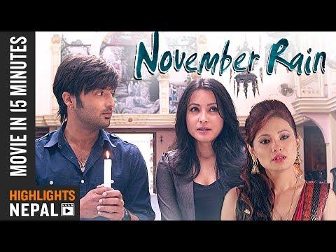 Xxx Mp4 NOVEMBER RAIN Aaryan Sigdel Namrata Shrestha Chhulthim Nepali Movie Love Poetric Tragic 3gp Sex