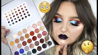 NO BULLSH*T HONEST REVIEW: JACLYN HILL X MORPHE PALETTE | Controversy, Swatches & TUTORIAL