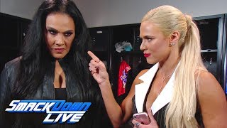 Lana has Tamina ready to demolish the competition: SmackDown LIVE, Aug. 22, 2017