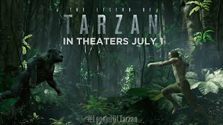 The Legend of Tarzan -