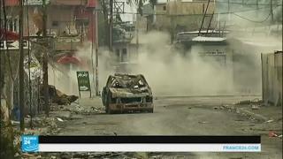 """تنظيم """"الدولة الإسلامية"""" يقصف مواقع استعادتها القوات العراقية مؤخرا"""