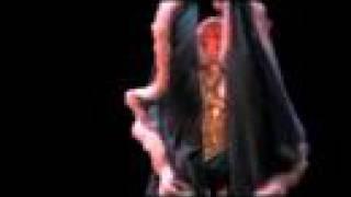Flesh Tones Burlesque Satan's Angel Part 2 of Fire Tassels
